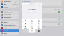 Bảo mật dữ liệu phòng khi điện thoại bị mất cắp