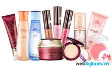 Bảo quản đúng cách 5 loại mỹ phẩm phổ biến