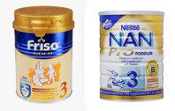 Bảo vệ bé từ bên trong với sữa bột Friso Gold 3 và NAN Pro 3