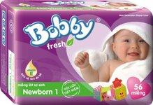 Bảo vệ làn da bé yêu với bỉm Bobby Fresh Newborn 1