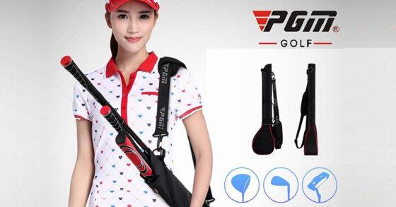Bật mí 4 túi đựng gậy golf mini nhưng siêu nhiêu tiện ích