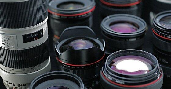 Bật mí bí quyết lựa chọn ống kính phù hợp máy ảnh DSLR