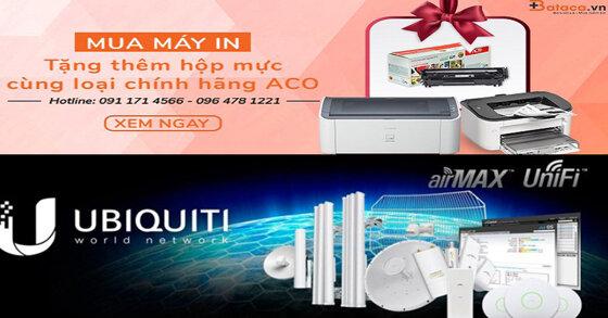 Bataca.vn – Địa chỉ cung cấp máy in, mực in, thiết bị wifi Ubiquiti Unifi văn phòng giá tốt, uy tín