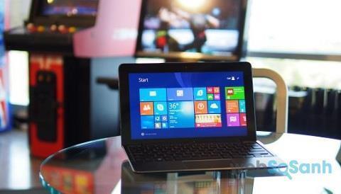 máy tính bảng Dell