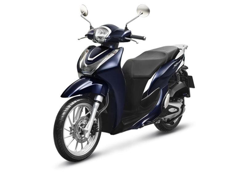xe máy honda sh mode thời trang 2020