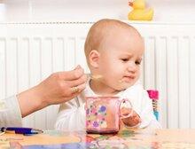 Bé biếng ăn, chậm lớn nên uống sữa bột gì?
