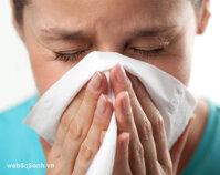 Bệnh thường gặp vào dịp tết – Cảm lạnh