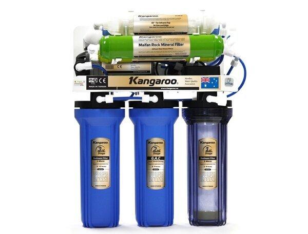 Máy lọc nước Kangaroo KG108 (KG-108) - 10 lít/h, không vỏ