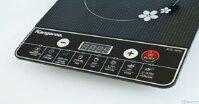 Bếp điện từ Kangaroo KG365i phím bấm dễ dàng thao tác và công suất ổn định