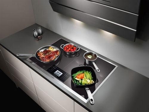 Bếp điện từ và bếp hồng ngoại- Xu hướng thay thế bếp gas trong các gia đình hiện đại