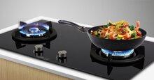 Bếp gas âm có tốn gas so với bếp gas dương không ?