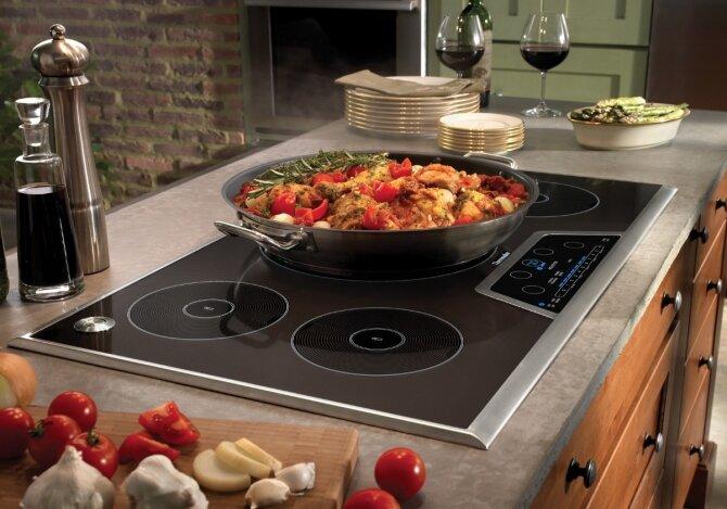 Bếp hồng ngoại có tốn điện không?