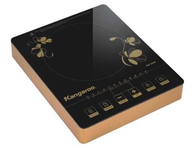 Bếp hồng ngoại Kangaroo KG369i phù hợp với mọi dụng cụ nấu ăn