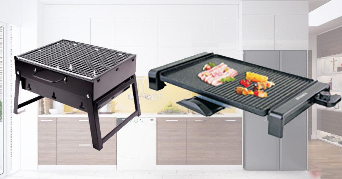 Bếp nướng điện có thể thay thế bếp nướng than hay không?