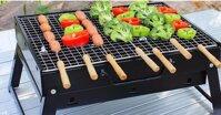 Bếp nướng than hoa không khói loại nào tốt nhất trên thị trường hiện nay?