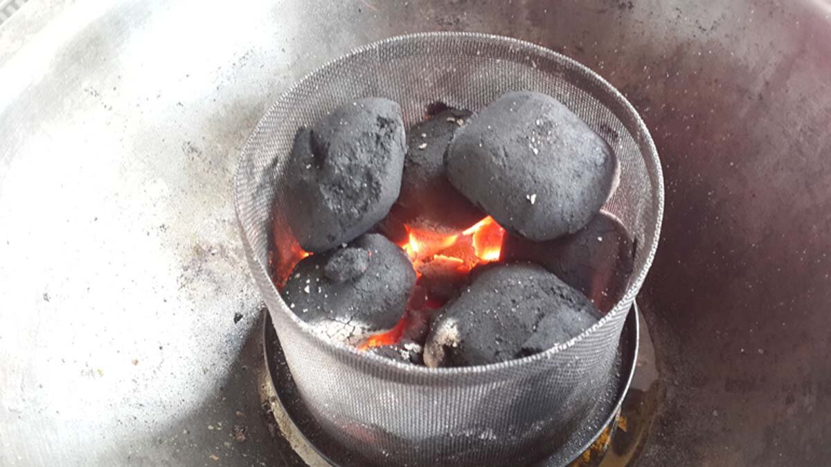 Bếp nướng than hoa là gì? Cấu tạo bếp nướng than củi