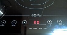 Bếp từ báo lỗi phổ biến và cách xử lý đúng để bảo quản bếp từ tốt nhất