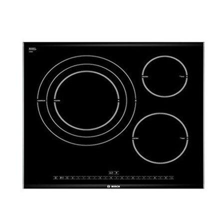 Bếp từ Bosch PID675N24E với kích thước vòng nấu lớn vượt trội