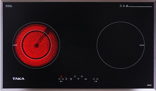 Bếp từ đôi giá rẻ từ thương hiệu Nhật Bản Taka giá chỉ 3 triệu đồng