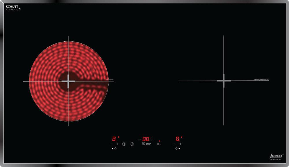 Bếp từ đôi Lorca giá 7 triệu đồng có những tính năng gì nổi bật ?