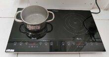 Bếp từ rommelsbacher liệu có an toàn cho người sử dụng?