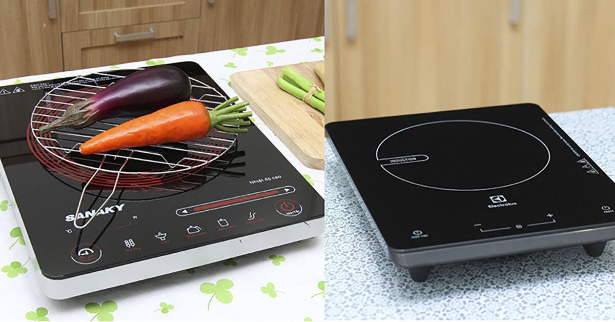 Bếp từ và bếp hồng ngoại: Thiết bị gia dụng nào tiện lợi nhất trong gia đình
