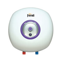 Bình tắm nóng lạnh gián tiếp Ferroli Novo 30 lít loại thường