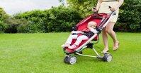 Bí kíp chọn xe đẩy cho bé trong mùa hè chuẩn nhất