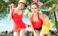 Bí quyến giúp bạn gái chọn bikini cho chuyến du lịch biển