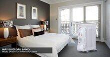 Bí quyết chọn máy sưởi phòng ngủ tốt nhất năm 2019