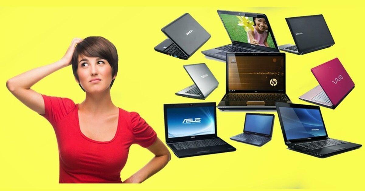 Bí quyết chọn mua laptop cấu hình mạnh đơn giản như đan rổ