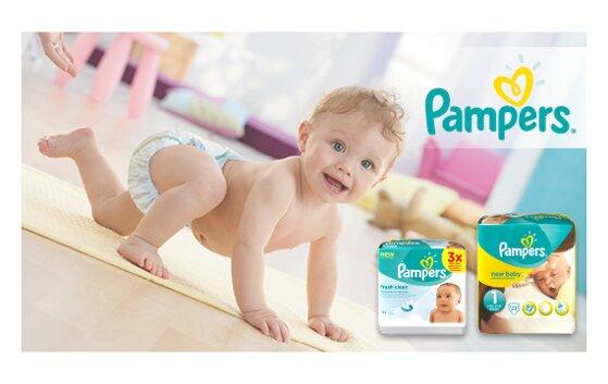 Bí quyết chọn và sử dụng tã bỉm Pampers phù hợp với bé