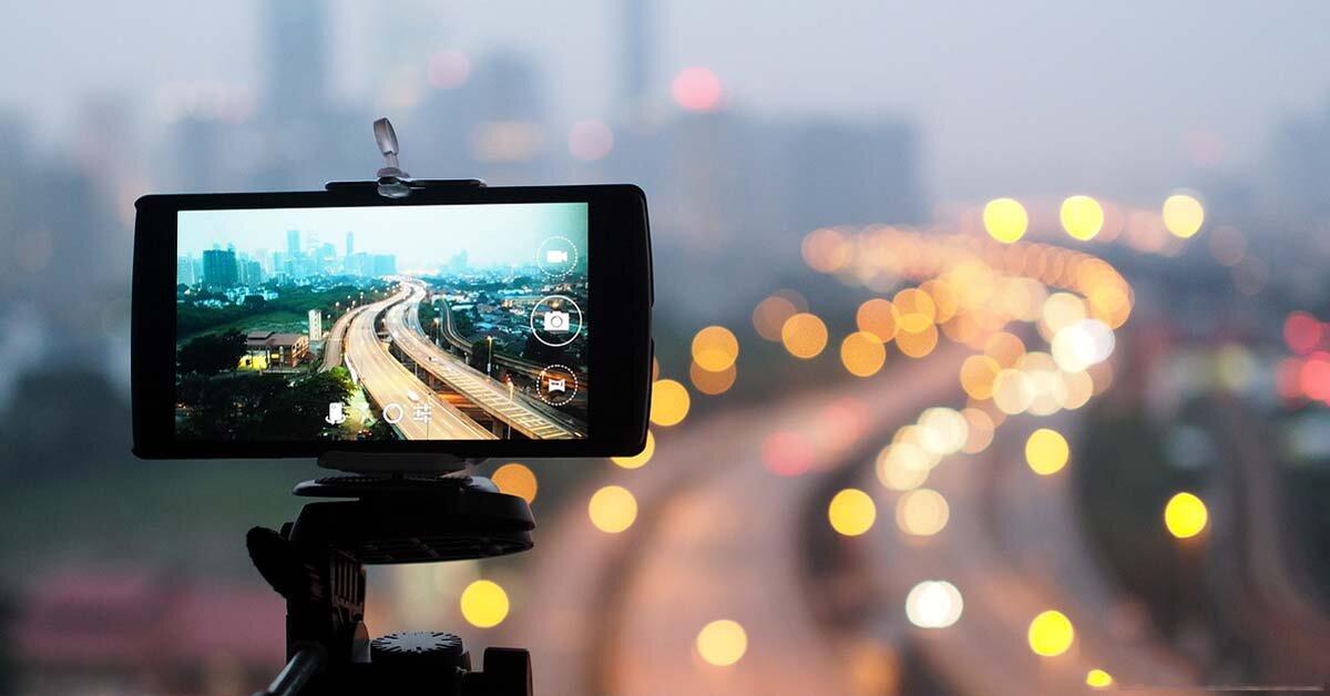 BÍ QUYẾT chụp ảnh đẹp lung linh từ lens điện thoại – smartphone