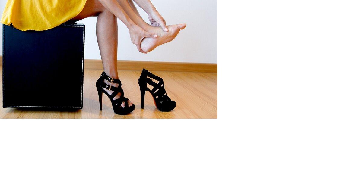 Bí quyết đi giày cao gót hữu hiệu giúp nàng không bị đau chân