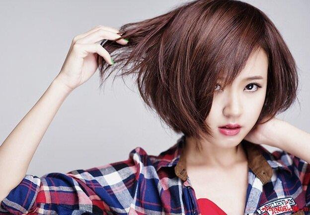 Bí quyết tạo kiểu tóc cho bạn gái tóc ngắn thêm xinh