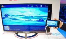 Làm sao để kết nối điện thoại với Smart tivi LG ?