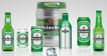 Bia Heineken nhập khẩu có mấy loại? Giá bao nhiêu?