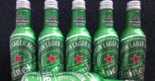 Bia Heineken Pháp chai nhôm giá bao nhiêu ? Mua ở đâu ?