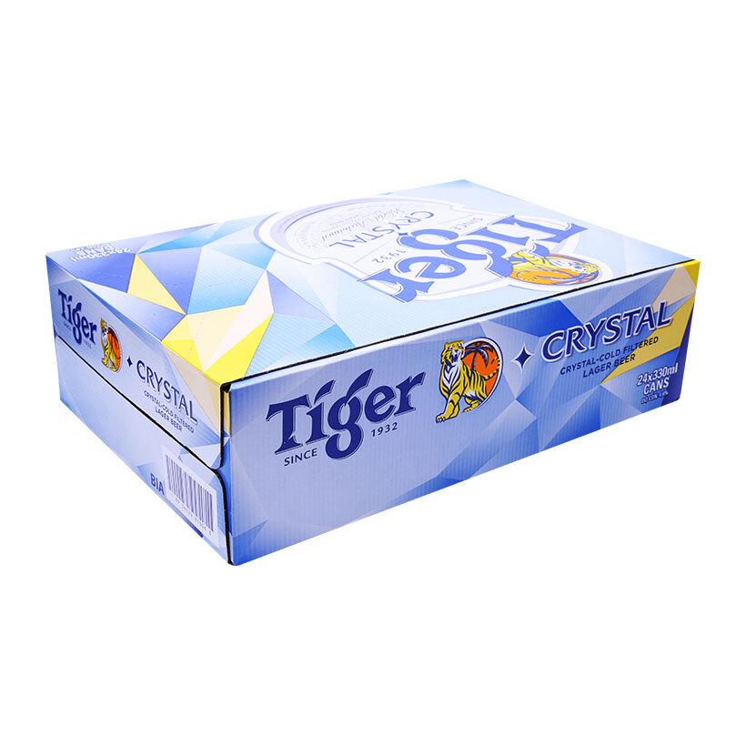 Bia Tiger có giá bao nhiêu tiền ?
