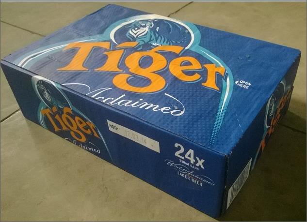 Bia Tiger có giá bao nhiêu tiền? mua ở đâu rẻ nhất!