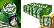 Bia Tuborg do nước nào sản xuất ? Giá bao nhiêu tiền ?