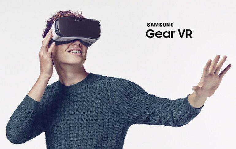 Kính thực tế ảo Gear VR