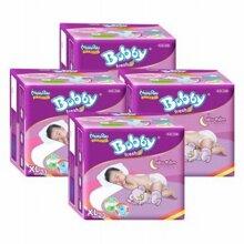 Bỉm Bobby Fresh M50 – Thấm hút nhanh mềm mịn cho da của bé