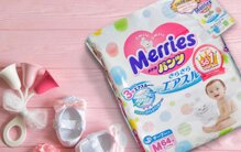 Bỉm Merries có mấy loại, có tốt không, dùng bao lâu, mua ở đâu giá rẻ