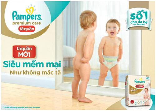 Bỉm Pampers có tốt không? Có nên dùng bỉm Pampers cho bé?