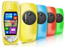 Bình cũ rượu mới: Nokia 3310 PureView nổi bật với Camera 41 megapixel và hệ điều hành Windows Phone
