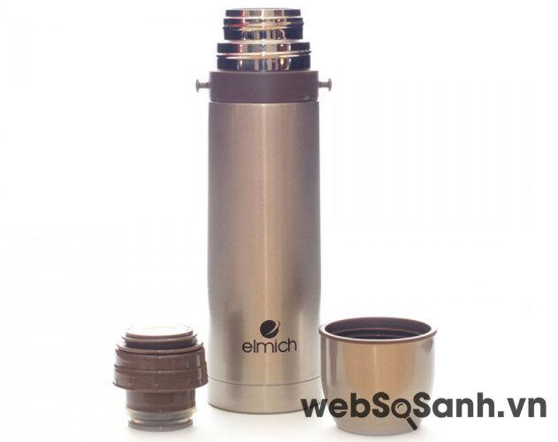 Bình giữ nhiệt Elmich L5 2246389 – An toàn, tiện dụng