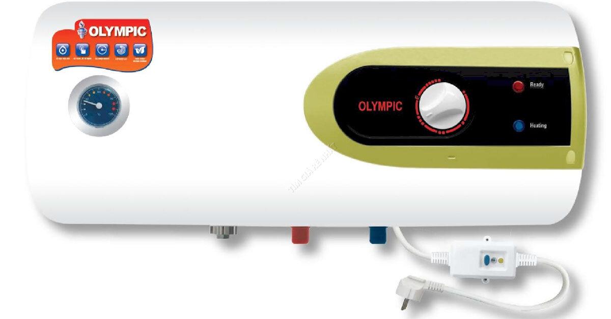 Bình nóng lạnh Olympic có tốt không? Xuất xứ từ nước nào?