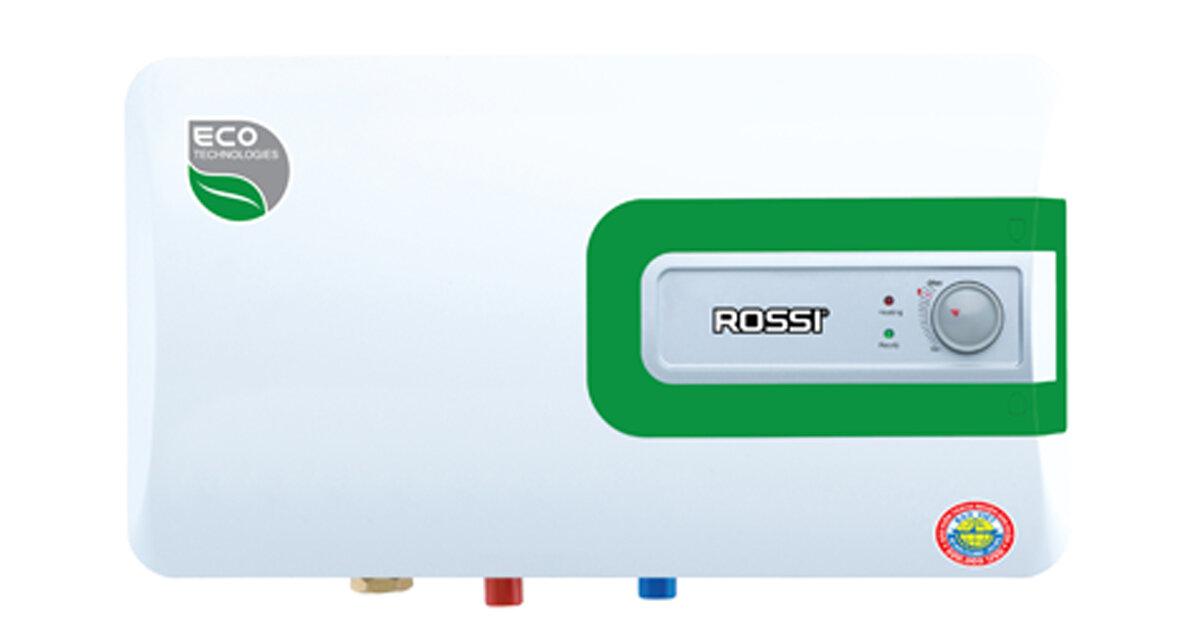 Bình nóng lạnh Rossi 30l giá rẻ nhất là bao nhiêu ? Mua ở đâu ?