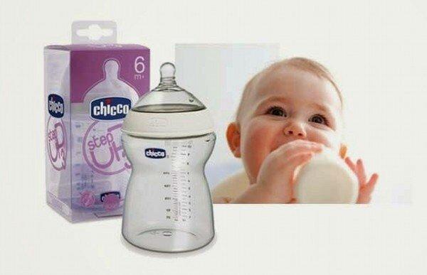 Bình sữa Chicco chính hãng giá bao nhiêu tiền ?